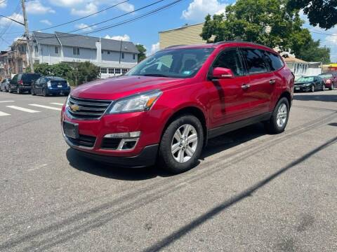 2013 Chevrolet Traverse for sale at Kapos Auto, Inc. in Ridgewood NY