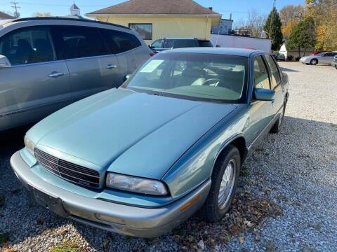 1996 Buick Regal for sale at Claborn Motors, LLC. in Cambridge City IN