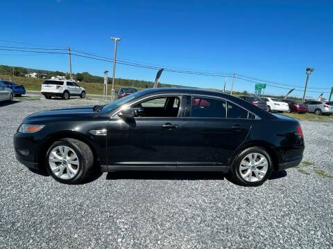 2011 Ford Taurus for sale at Tri-Star Motors Inc in Martinsburg WV