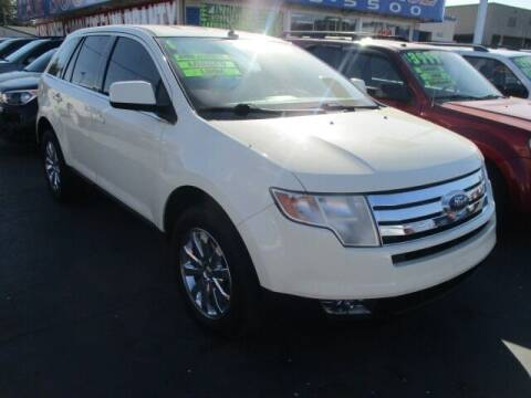 2008 Ford Edge for sale at CAR SOURCE OKC in Oklahoma City OK