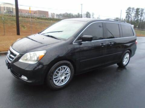 2007 Honda Odyssey for sale at Atlanta Auto Max in Norcross GA