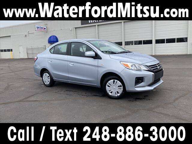 2021 Mitsubishi Mirage G4 for sale in Waterford, MI
