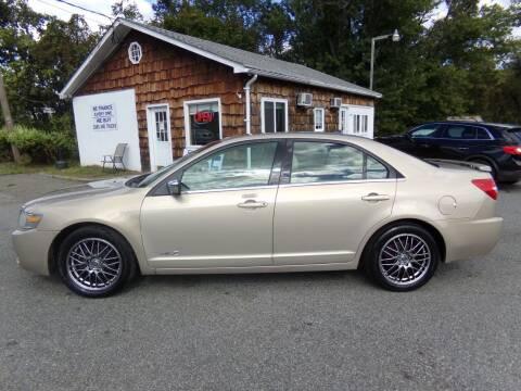 2007 Lincoln MKZ for sale at Trade Zone Auto Sales in Hampton NJ
