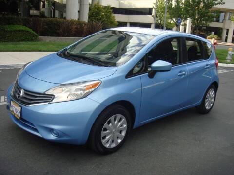 2015 Nissan Versa Note for sale at UTU Auto Sales in Sacramento CA