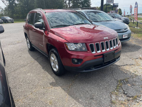 2015 Jeep Compass for sale at Auto Credit Xpress in Benton AR