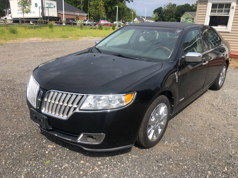 2012 Lincoln MKZ Hybrid for sale at AUTO OUTLET in Taunton MA