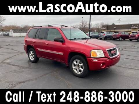 2005 GMC Envoy for sale at Lasco of Waterford in Waterford MI