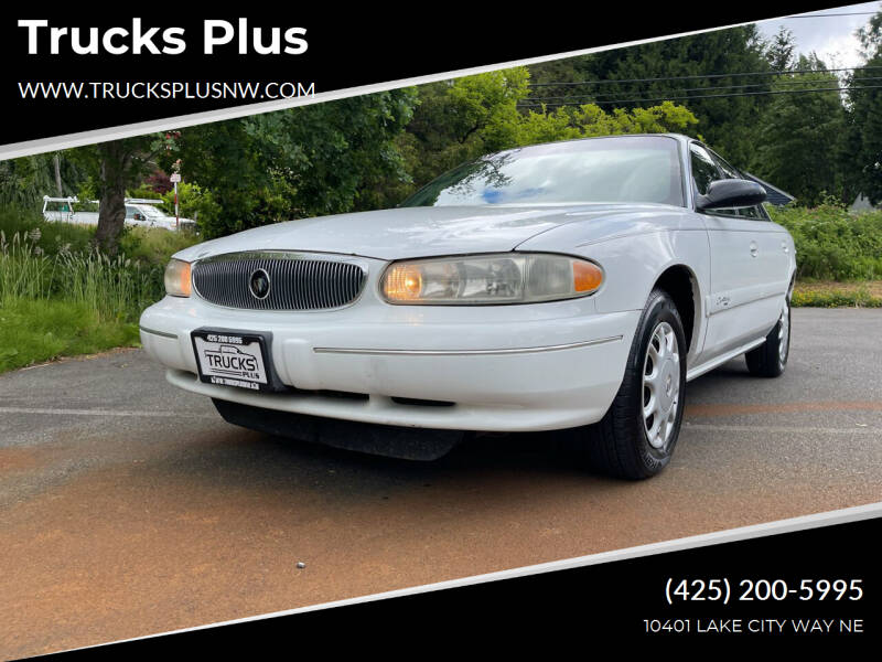 1999 Buick Century for sale at Trucks Plus in Seattle WA