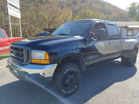 2000 Ford F-350 Super Duty for sale at Kerwin's Volunteer Motors in Bristol TN