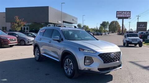 2020 Hyundai Santa Fe for sale at Hyundai of Columbia Con Alvaro in Columbia TN