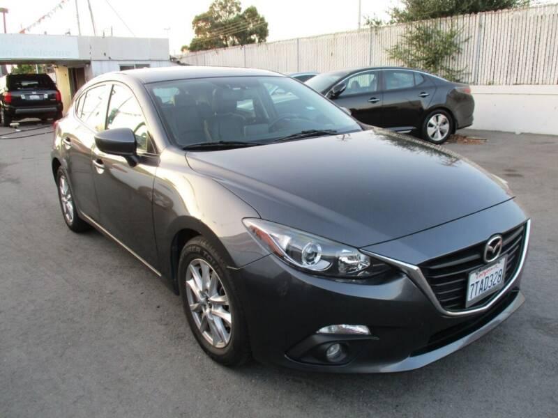 2016 Mazda MAZDA3 for sale at Car House in San Mateo CA
