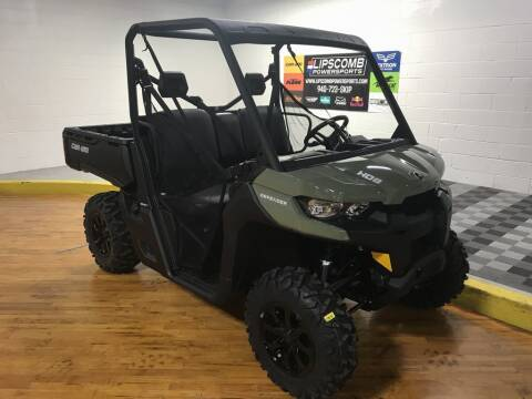 2021 Can-Am Defender HD8 for sale at Lipscomb Powersports in Wichita Falls TX