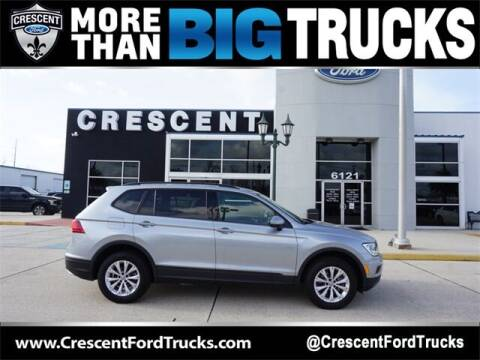 2020 Volkswagen Tiguan for sale at Crescent Ford in Harahan LA