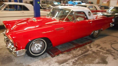 1957 Ford Thunderbird for sale at Classic Connections in Greenville NC