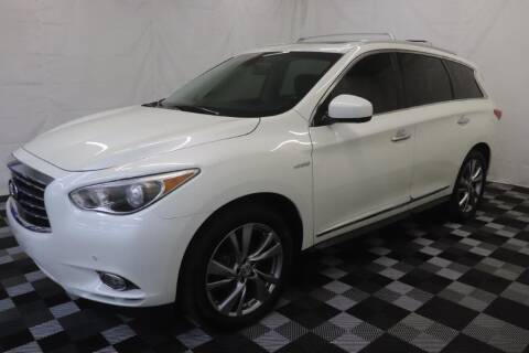 2015 Infiniti QX60 Hybrid for sale at AH Ride & Pride Auto Group in Akron OH