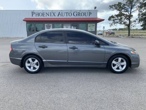 2010 Honda Civic for sale at PHOENIX AUTO GROUP in Belton TX