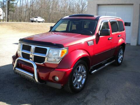 2008 Dodge Nitro for sale at Route 111 Auto Sales in Hampstead NH