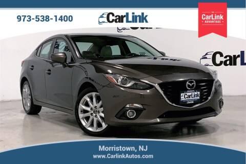 2014 Mazda MAZDA3 for sale at CarLink in Morristown NJ
