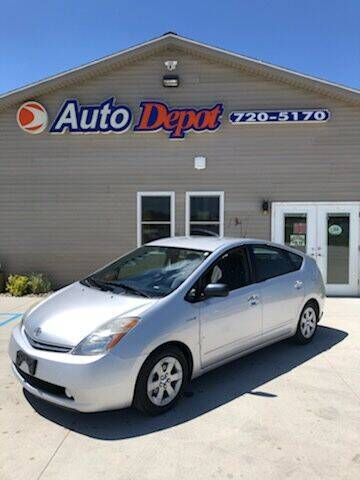 2007 Toyota Prius for sale at The Auto Depot in Mount Morris MI