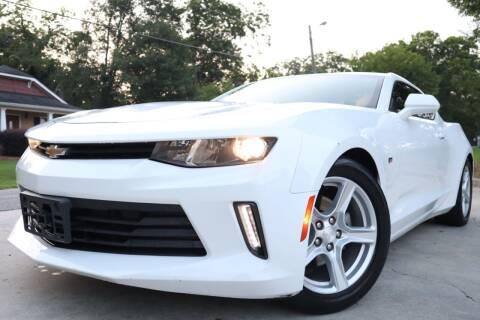 2017 Chevrolet Camaro for sale at Cobb Luxury Cars in Marietta GA