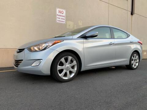 2012 Hyundai Elantra for sale at International Auto Sales in Hasbrouck Heights NJ