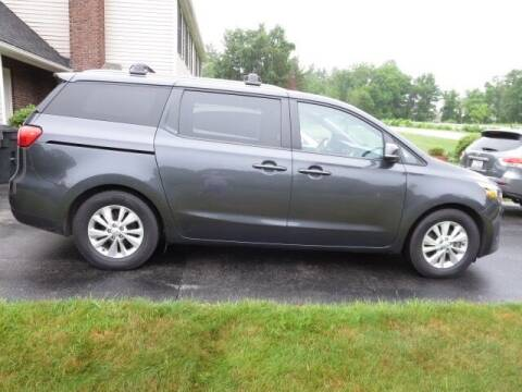2015 Kia Sedona for sale at Renaissance Auto Wholesalers in Newmarket NH
