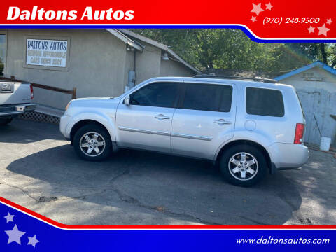 2009 Honda Pilot for sale at Daltons Autos in Grand Junction CO