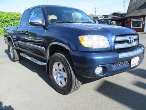 2003 Toyota Tundra for sale at Tonys Toys and Trucks in Santa Rosa CA