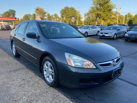 2006 Honda Accord for sale at JV Motors NC 2 in Raleigh NC
