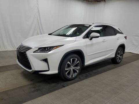 2017 Lexus RX 350 for sale at NORTH CHICAGO MOTORS INC in North Chicago IL