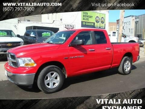 2011 RAM Ram Pickup 1500 for sale at VITALI AUTO EXCHANGE in Johnson City NY