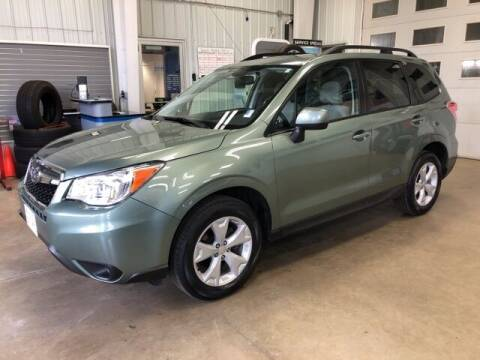 2016 Subaru Forester for sale at Paynesville Chevrolet Buick in Paynesville MN