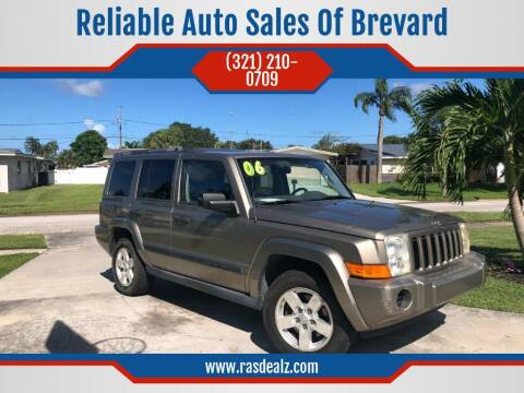 2006 Jeep Commander for sale at ROCKLEDGE in Rockledge FL