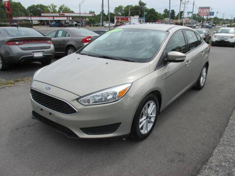 2015 Ford Focus for sale at Express Auto Sales in Lexington KY