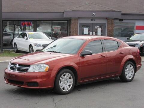2012 Dodge Avenger for sale at Lynnway Auto Sales Inc in Lynn MA