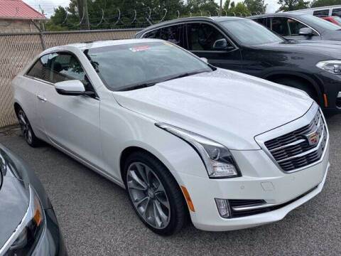2016 Cadillac ATS for sale at CBS Quality Cars in Durham NC