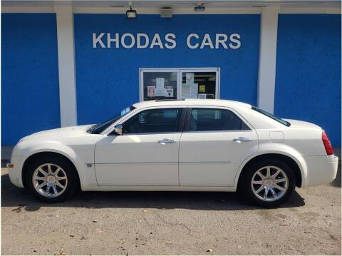 2006 Chrysler 300 for sale at Khodas Cars in Gilroy CA