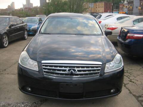 2007 Infiniti M35 for sale at B. Fields Motors, INC in Pittsburgh PA