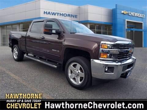 2016 Chevrolet Silverado 2500HD for sale at Hawthorne Chevrolet in Hawthorne NJ