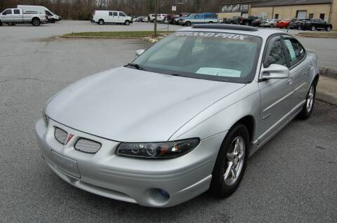 2003 Pontiac Grand Prix for sale at Modern Motors - Thomasville INC in Thomasville NC