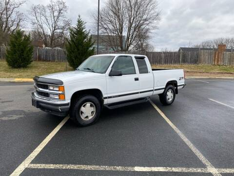 1999 Chevrolet C/K 1500 Series for sale at Superior Wholesalers Inc. in Fredericksburg VA