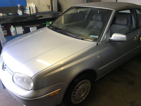 2002 Volkswagen Cabrio for sale at American Dream Motors in Everett WA