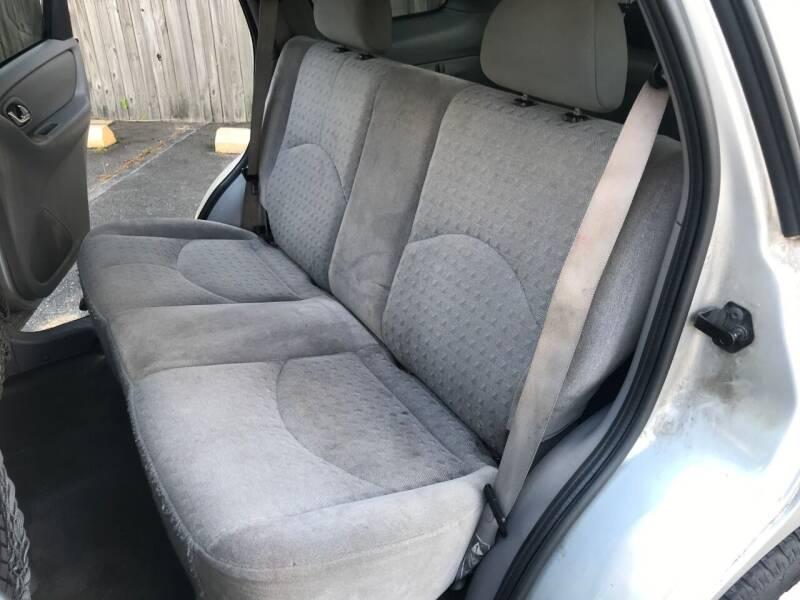 2002 Mazda Tribute DX 2WD 4dr SUV - Charlotte NC
