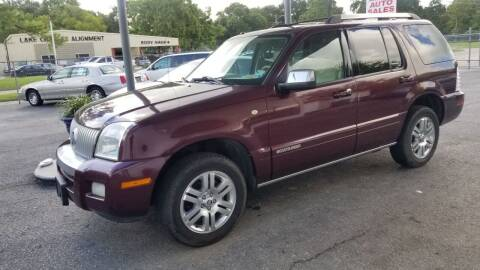 2007 Mercury Mountaineer for sale at Bill Bailey's Affordable Auto Sales in Lake Charles LA