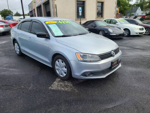 2012 Volkswagen Jetta for sale at Costas Auto Gallery in Rahway NJ