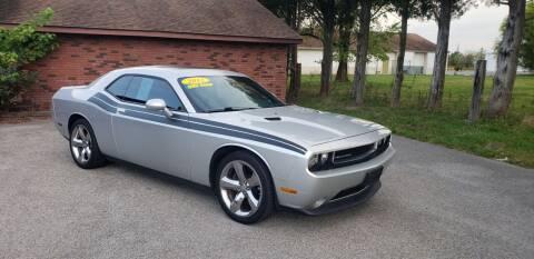 2012 Dodge Challenger for sale at Elite Auto Sales in Herrin IL
