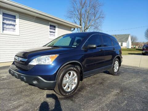 2007 Honda CR-V for sale at CALDERONE CAR & TRUCK in Whiteland IN