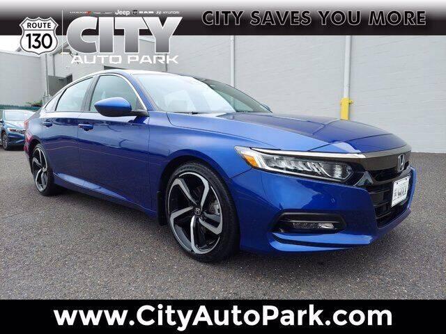 2019 Honda Accord for sale at City Auto Park in Burlington NJ