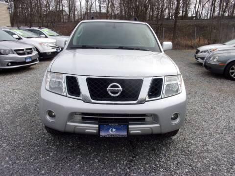 2012 Nissan Pathfinder for sale at Balic Autos Inc in Lanham MD