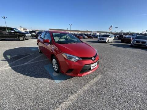 2014 Toyota Corolla for sale at King Motors featuring Chris Ridenour in Martinsburg WV